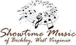 Showtime Music of Beckley, West Virginia, Logo